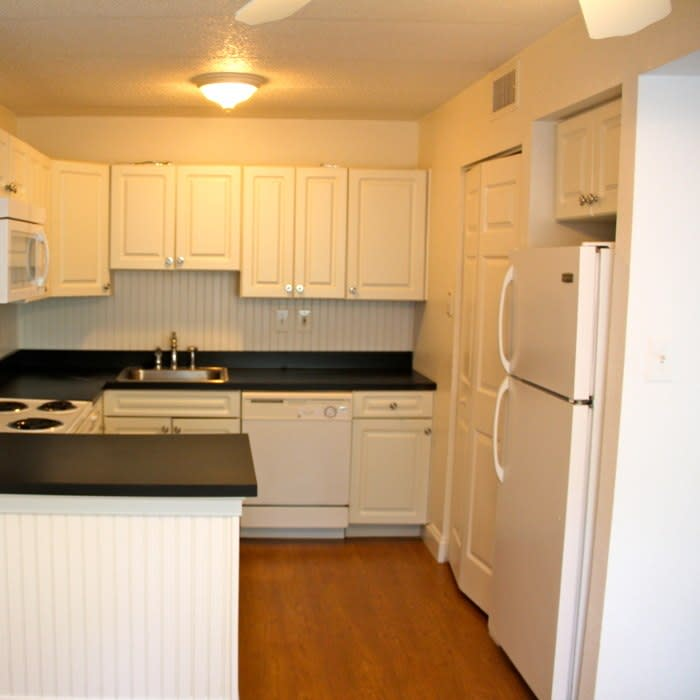 Kitchen at Westgate Village Apartments in Malvern, PA