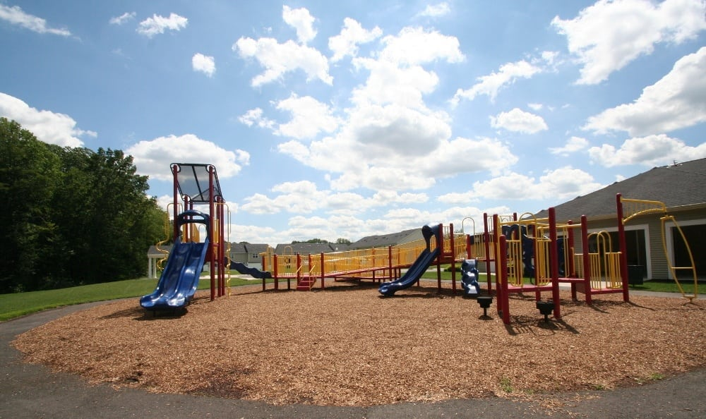 Playground At Apartments In Joint Base
