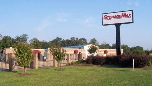 StorageMax Tupelo location