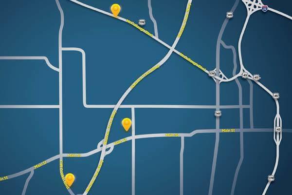 locations in tupelo
