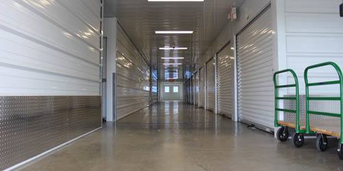 StorageMax Metro Center offers climate controlled units.