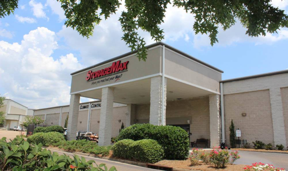 StorageMax Tupelo on Main Drive Up Storage