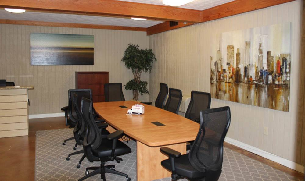 StorageMax Byram Meeting Office