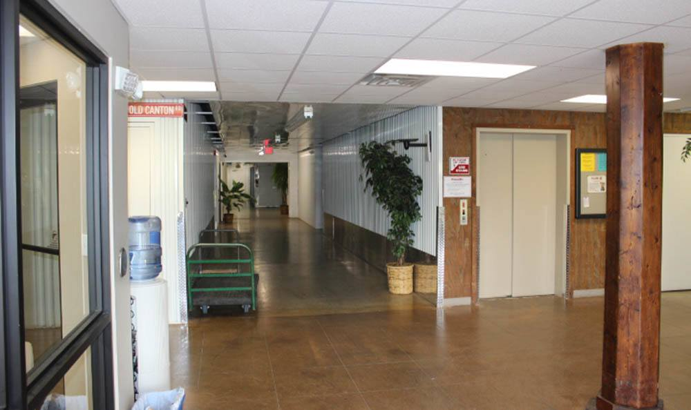StorageMax Clinton Office Interior