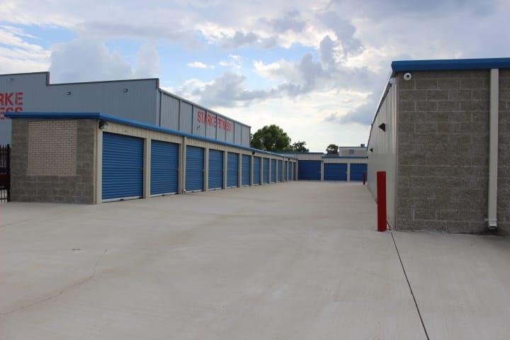 Outdoor units at StorageMax Gluckstadt