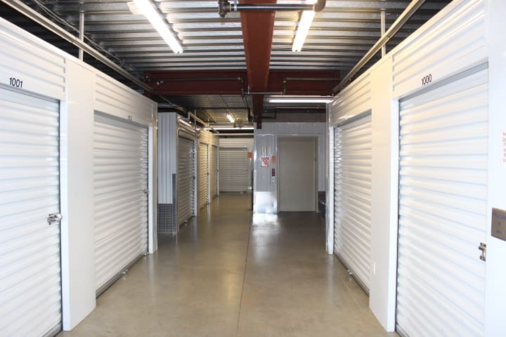 Indoor units at StorageMax Gluckstadt