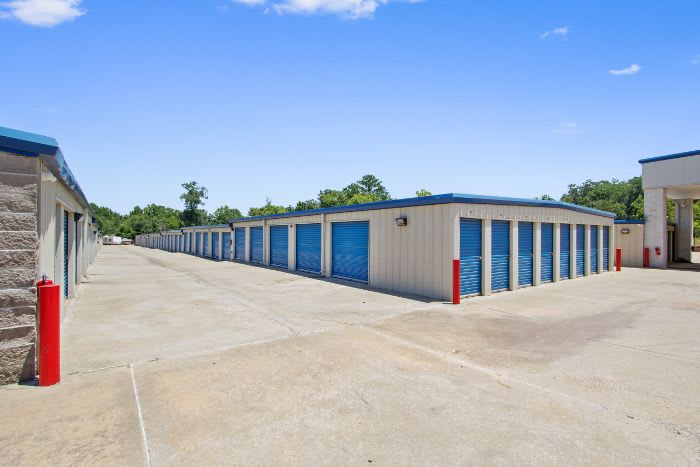 Storage units for rent in Brandon, MS