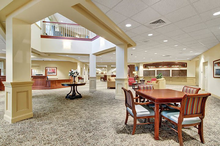Concierge At Our Senior Living Home In Ephrata