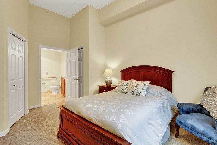 One Bedroom Apartment At Our Senior Living Home In Ephrata