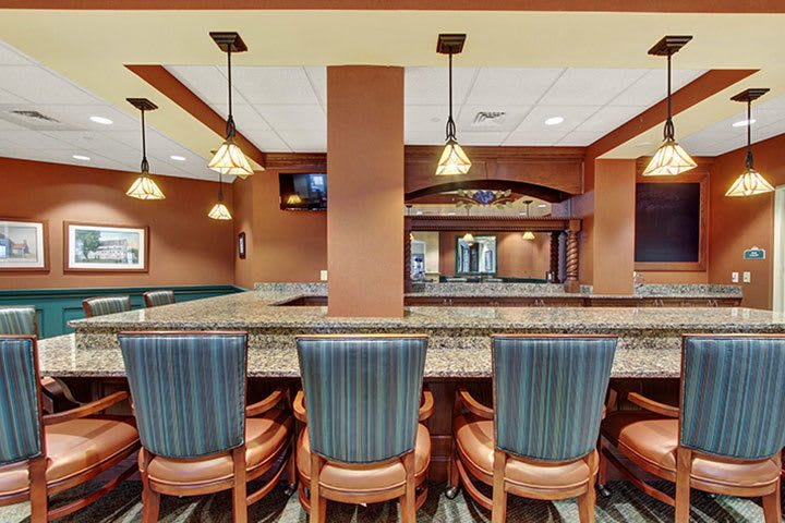 Pub Dining At Our Senior Living Home In Ephrata