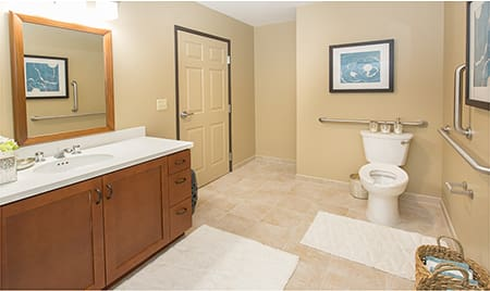 Call to schedule a tour at Sage Desert senior living in Tucson