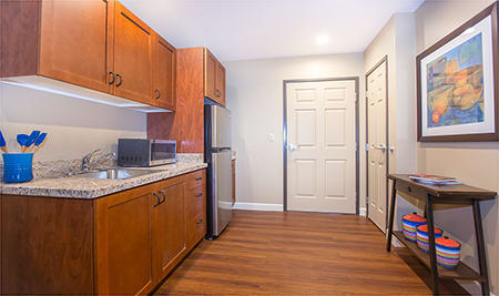 Enjoy our private appartments at Sage Desert senior living in Tucson