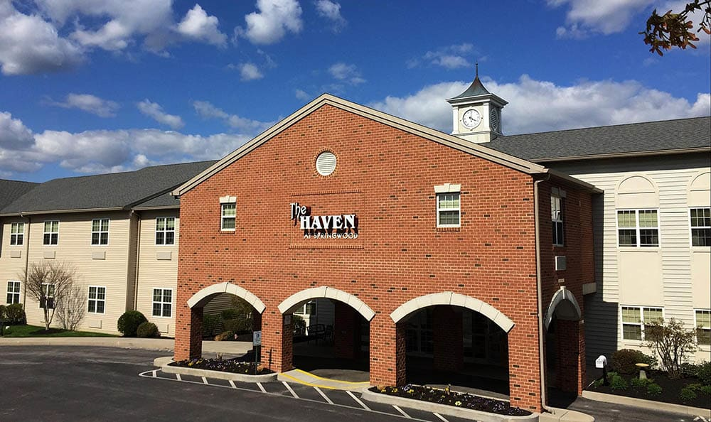 The Haven at Springwood Exterior Building Resized