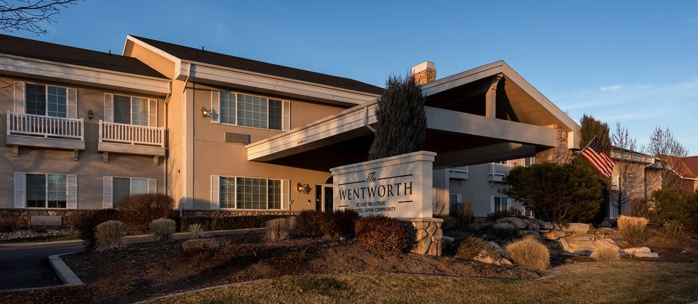 Experience luxury senior living at The Wentworth At East Millcreek in Salt Lake City