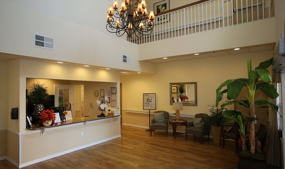 Brentwood at St. Pete, offering Assisted Living and Memory Care
