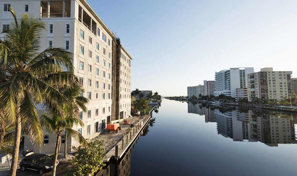 Views of Symphony at the Waterways, in Fort Lauderdale, FL