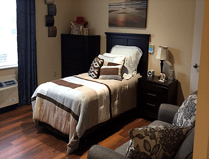 Enjoy the comforts of home at  Brookridge Heights in Marquette