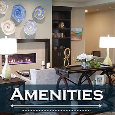 Amenities at The Lofts at Glenwood Place