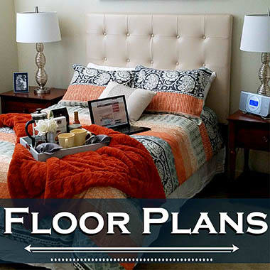 Floor Plans at The Lofts at Glenwood Place