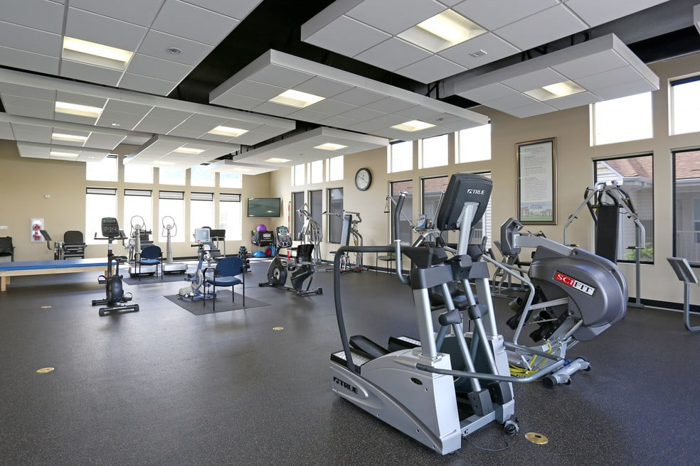 Healthy lifestyles are important to us at The Lofts at Glenwood Place