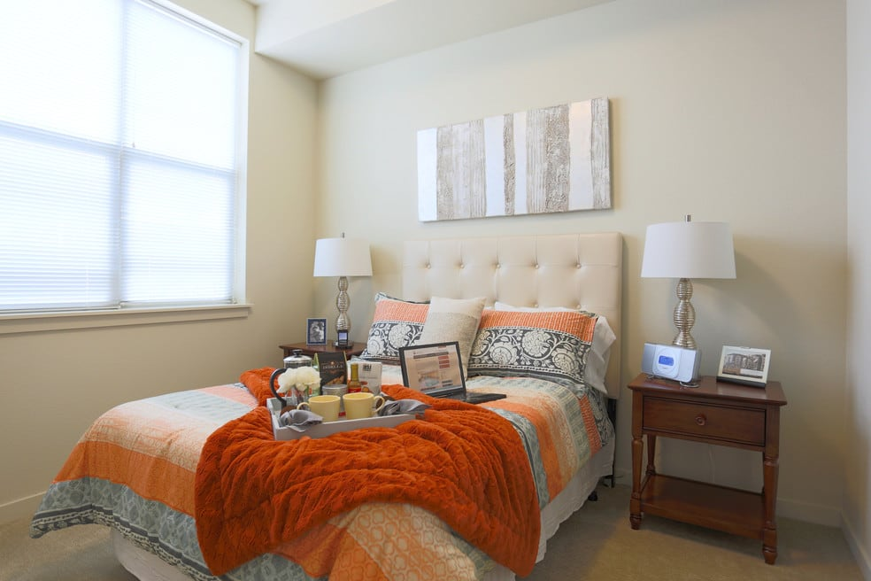 One bedroom apartment at The Lofts at Glenwood Place