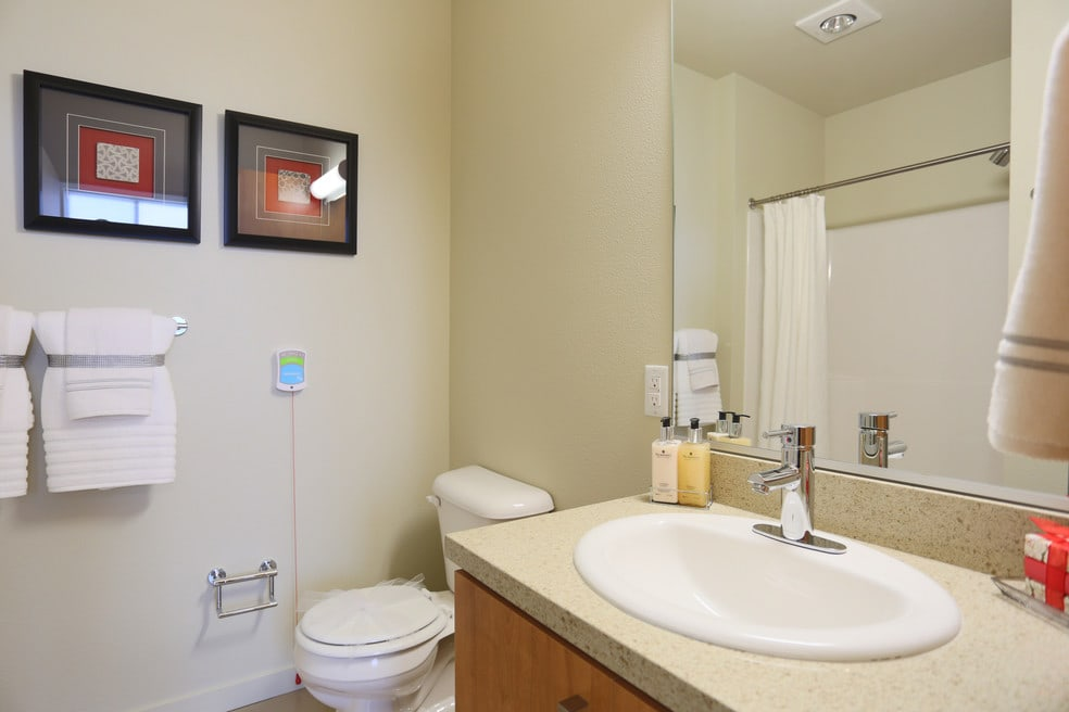 Resident individuality and privacy is important to us at The Lofts at Glenwood Place