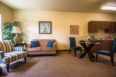 Wonderful Almond Heights Senior Living apartment