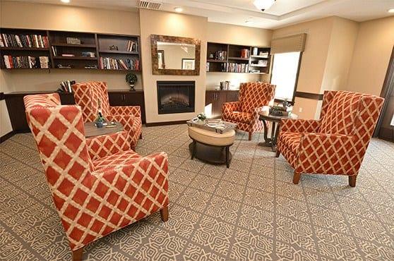 ... Library Of Caliche Senior Living In Casa Grande ...