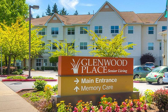 Vancouver senior living sign