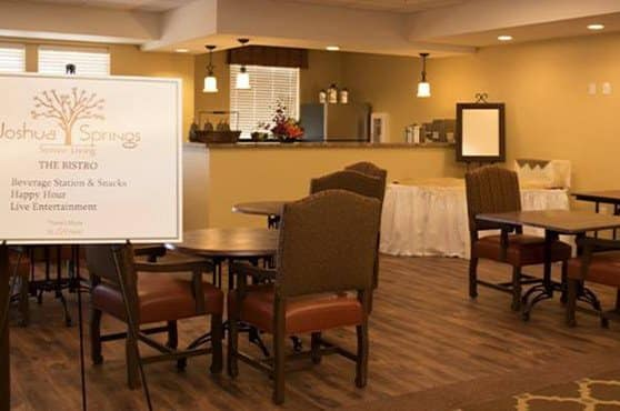 Bistro at Joshua Springs Senior Living in Bullhead City