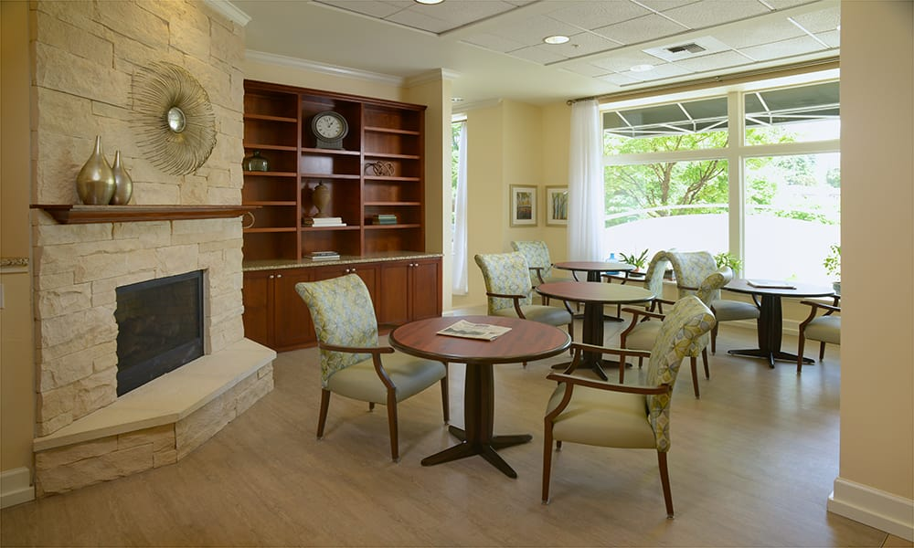 Bistro at Maple Leaf Assisted Living & Memory Care  in Seattle.