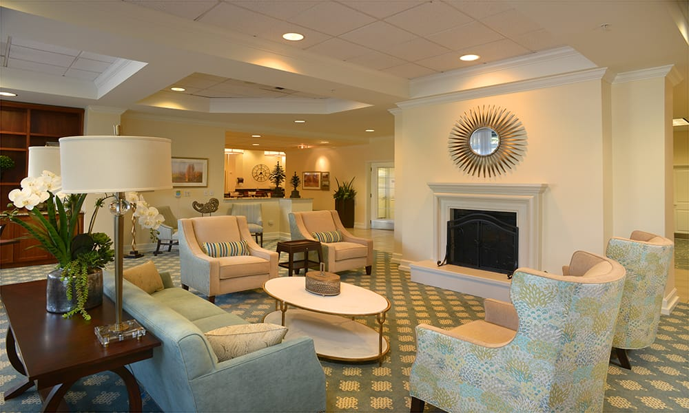 Take some time to relax at Maple Leaf Assisted Living & Memory Care Senior Living