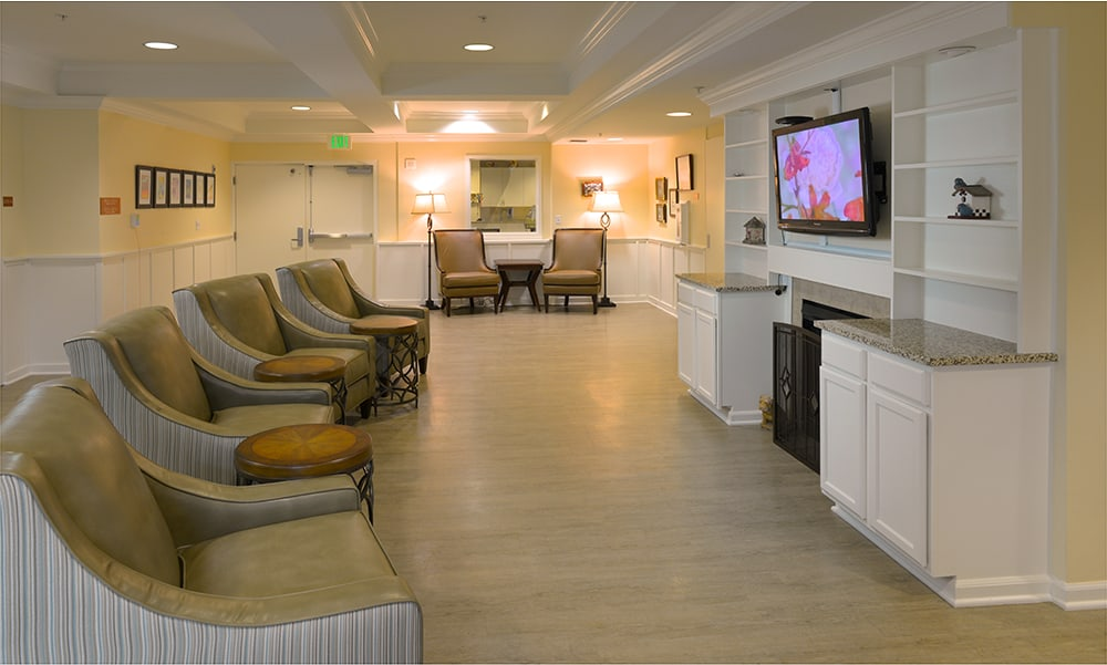 Take some time to relax at Maple Leaf Assisted Living & Memory Care in Seattle.