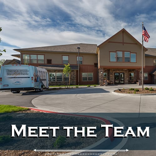 Meet the team at Summit Senior Living