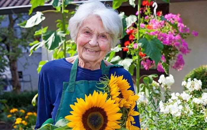 Enriched assisted senior living in Bellevue