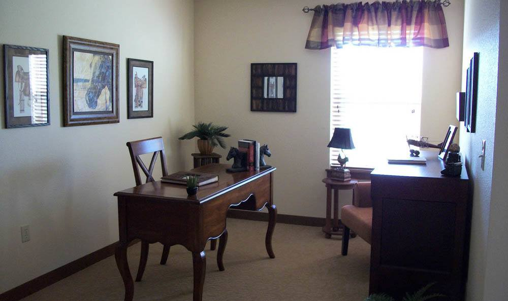 Apartment Interior at Flagstone Senior Living in The Dalles