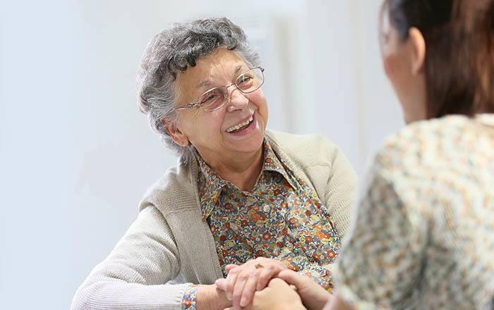 Respite care for seniors in The Dalles