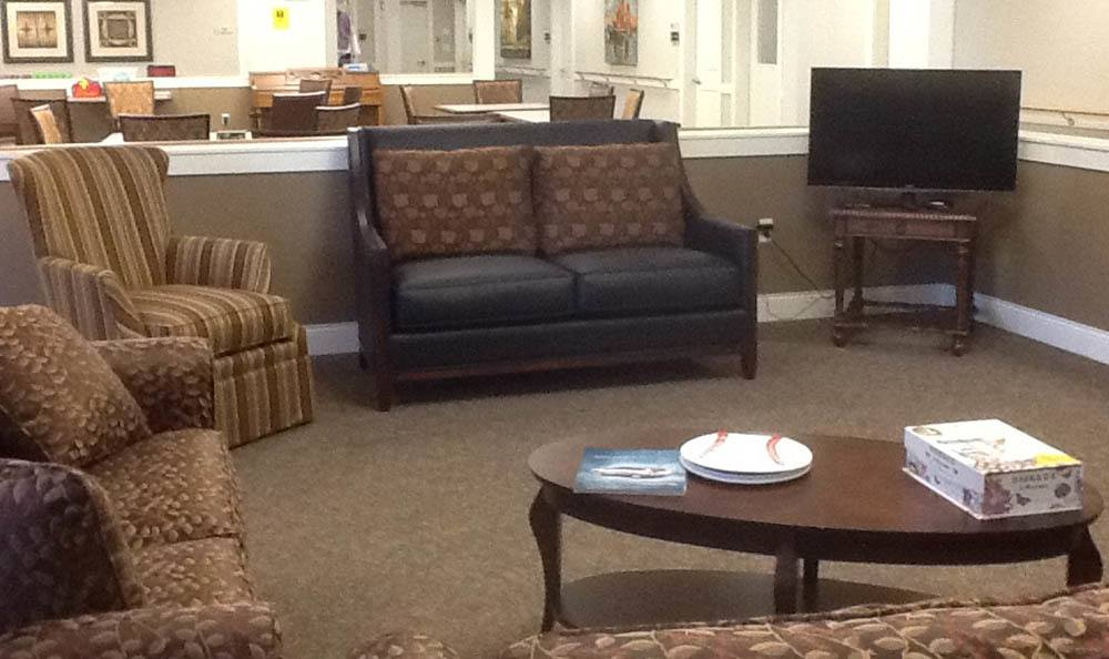 Common Area at Lighthouse Memory Care
