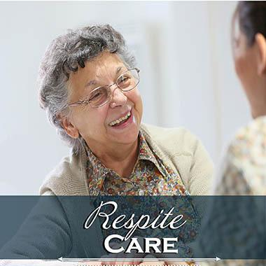 Respite Care at McLoughlin Place Senior Living