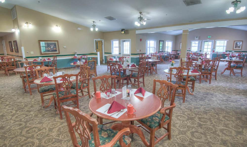 Dining Room at Senior-Living in Northglenn