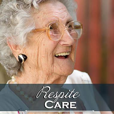 Respite Care at White Cliffs Senior Living