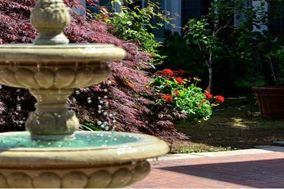 Wonderful Windchime of Chico fountain