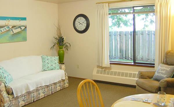 Cap Sante Court Retirement Community Apartment in Anacortes