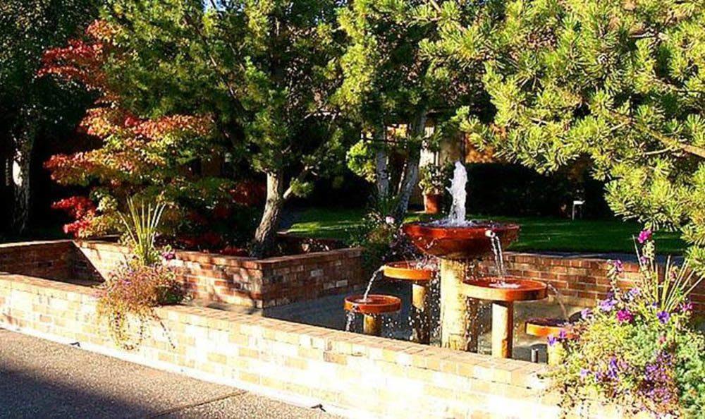Cap Sante Court Retirement Community Landscaping