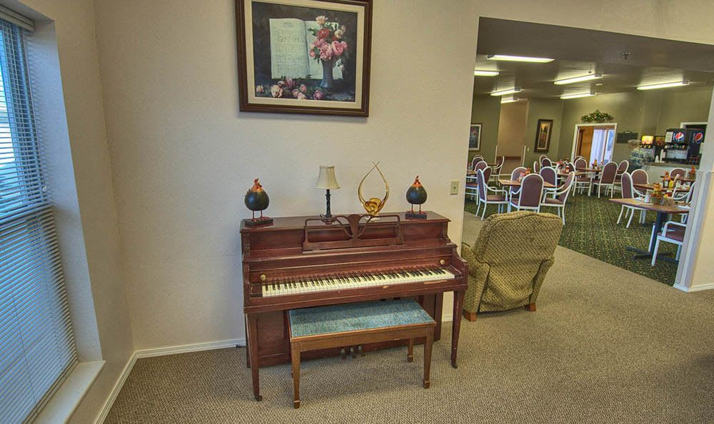 Highland Estates Piano in Burley