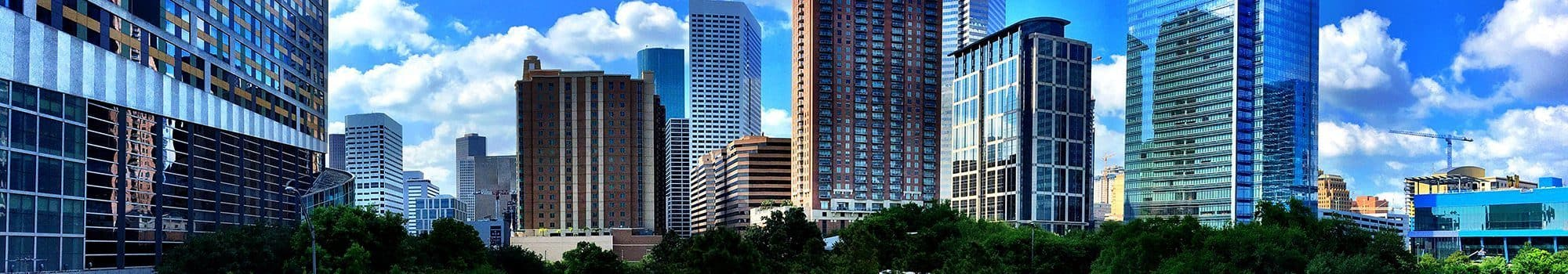 Map and directions to apartments in Houston