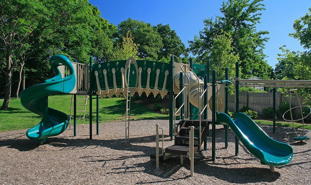 Your children will love the playground at our community in Burlington.