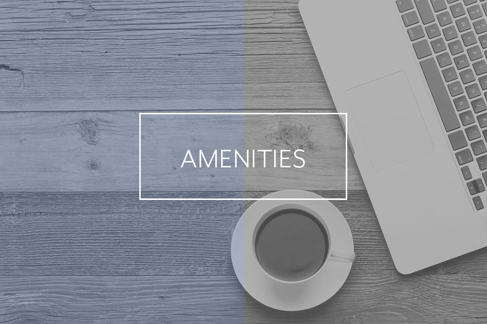 Find out about the amenities offered at Crystal View Apartments