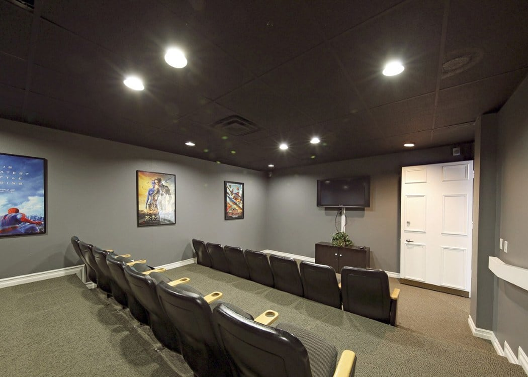 Theatre at Crystal View Apartments