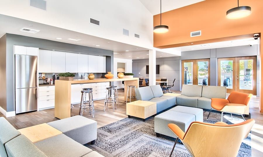 Alvista Canyons Clubhouse Room